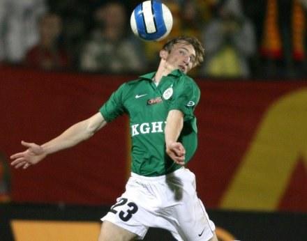Szymon Pawłowski, fot: Maciej Śmiarowski /Agencja Przegląd Sportowy