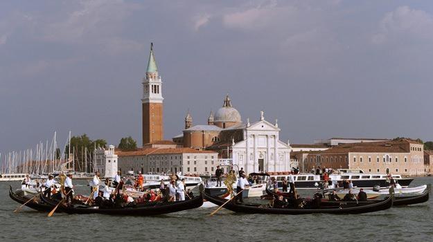 Szymon Uliasz wybiera o wiele ciekawsze zakątki Wenecji /AFP