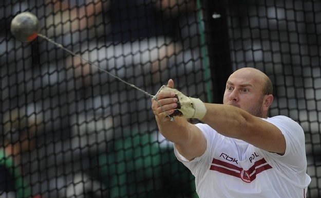 Szymon Ziółkowski zajął piąte miejsce /AFP