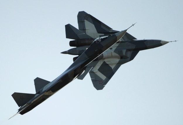 T-50 PAK-FA /AFP