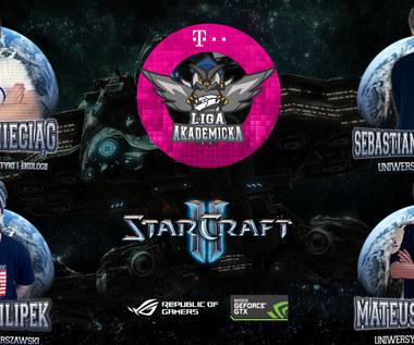 T-Mobile Liga Akademicka: Starcraft 2 - nadchodzą wielkie finały