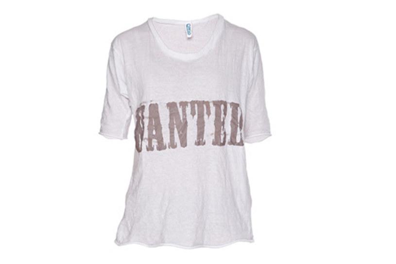 "T-shirt ""Wanted"" od Roberta Kupisza /materiały promocyjne"