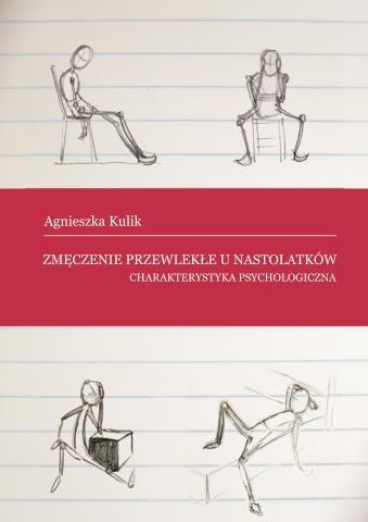 """Ta książka   podsunie  ci pomysły  """"Przewlekłe zmęczenie u nastolatków"""", Agnieszka Kulik, wydawnictwo KUL /Mat. Prasowe"""