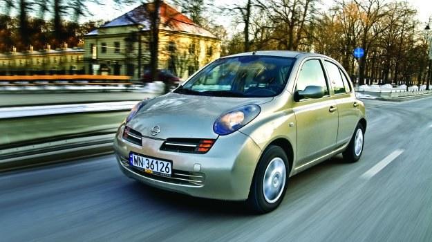Ta Micra jest dowodem na to, że auta kupione w Polsce, które dobrze się sprawują, rzadko zmieniają właścicieli. /Motor