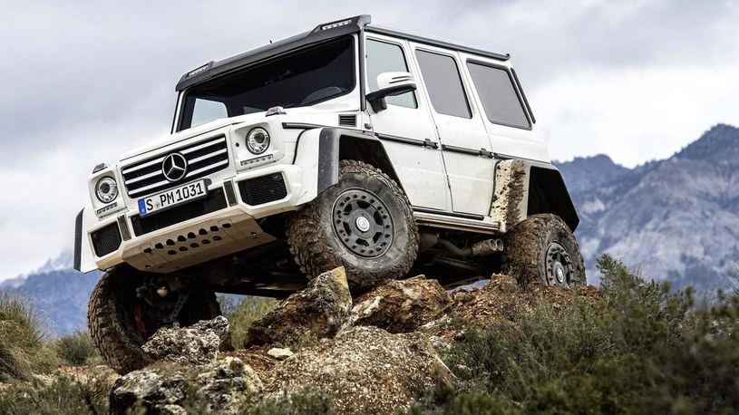 Ta najbardziej ekstremalna wersja Mercedesa klasy G zniknie z oferty /