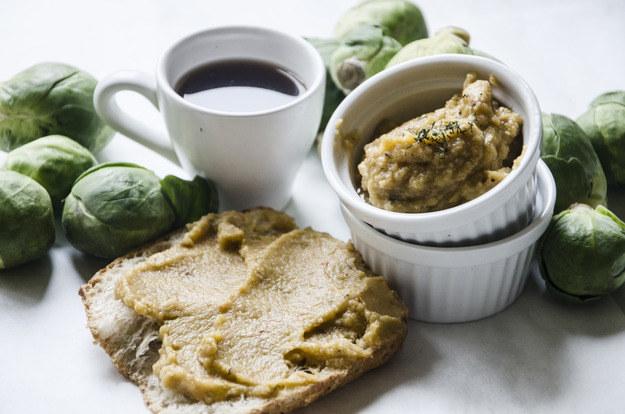 Ta pasta pasuje nie tylko do pieczywa, fot. Malwina Zaborowska /RMF24