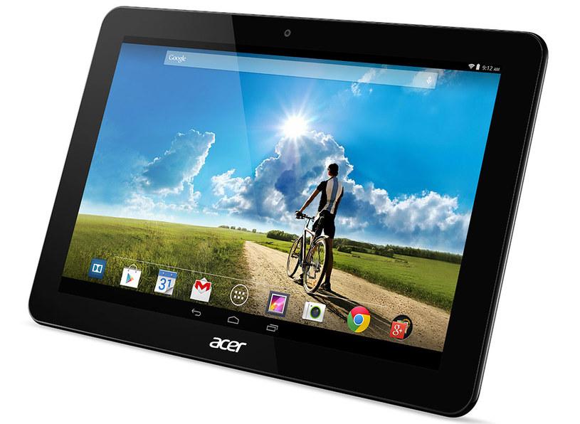 Tablet Acer Iconia Tab-10 /materiały prasowe