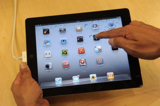 Tablet Apple iPad 2 /AFP