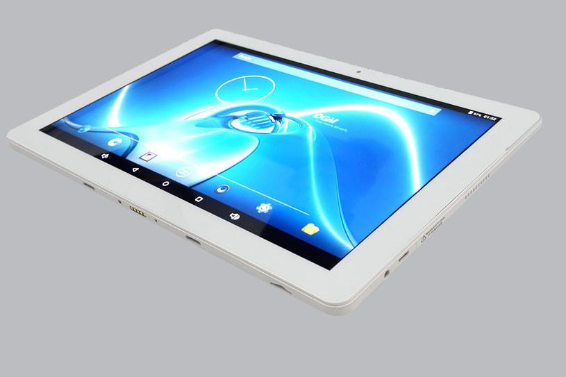 Tablet DGM T-1022QI /materiały prasowe