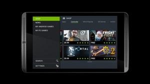 Tablet dla graczy od NVIDII