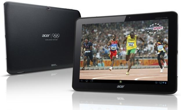 Tablet Iconia Tab A510 Olympic Games Edition /materiały prasowe