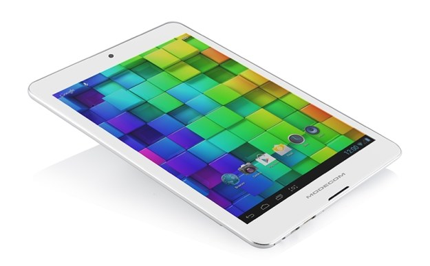 Tablet MODECOM FreeTAB 1001 /materiały prasowe