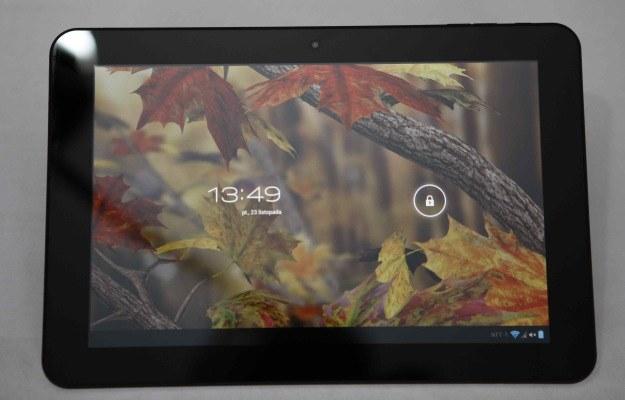 Tablet NTT 611 - kolejny, niedrogi 10-calowy tablet /materiały prasowe