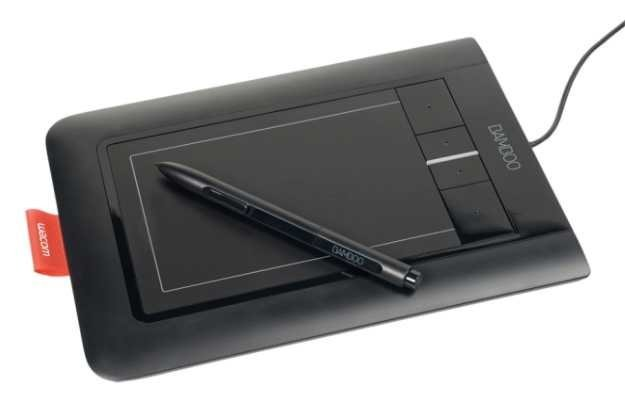 Tablet Wacom Bamboo Pen & Touch /materiały prasowe
