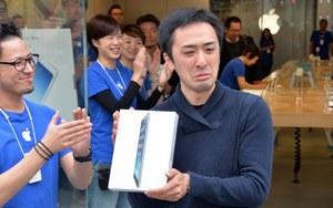 Tablety Apple nie mają konkurencji