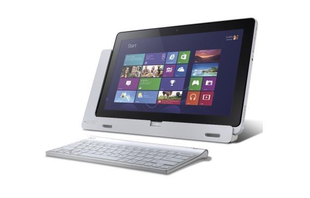 Tablety z Windowsem 8 są niezwykle uniwersalne, ale bardzo drogie /materiały prasowe