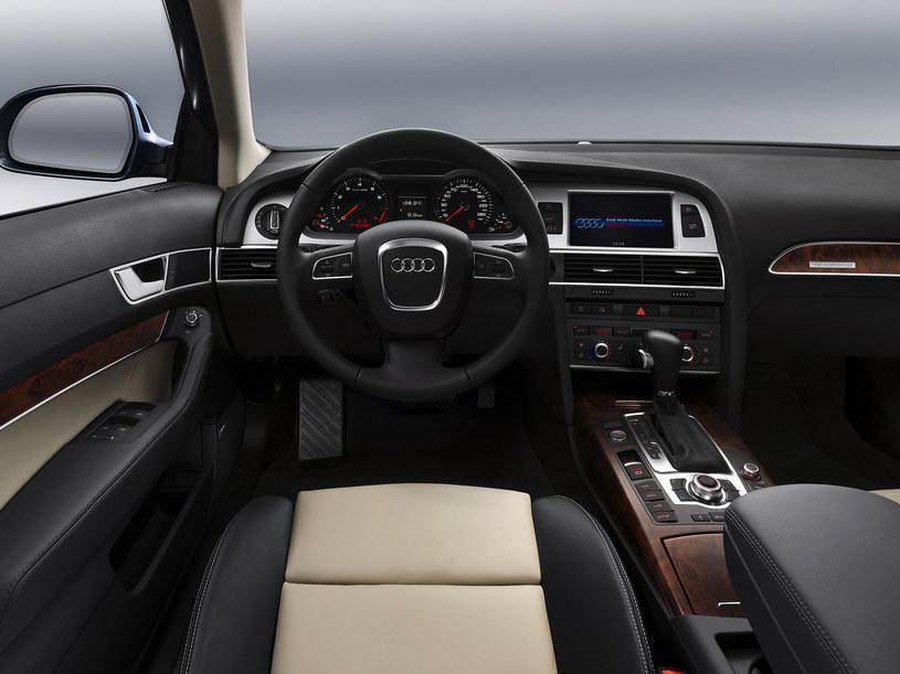 Audi A6 C6 Rocznik 2004 2011 Motoryzacja Interia Pl