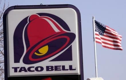 Taco Bell, jeszcze nie liberty /AFP