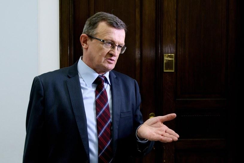 Tadeusz Cymański o obniżce uposażeń poselskich: ta decyzja nie budzi entuzjazmu /Piotr Blawicki /East News