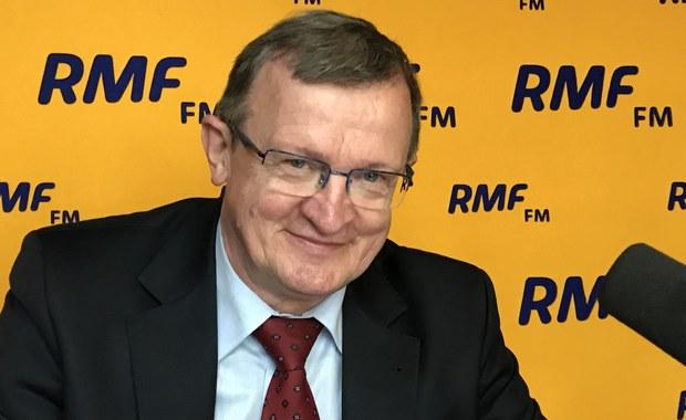 Tadeusz Cymański: Prezydent może ułaskawić winnego - to dlaczego nie podejrzanego?