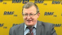 Tadeusz Cymański w Porannej Rozmowie w RMF FM