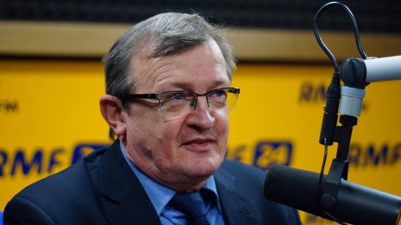 Tadeusz Cymański /RMF FM