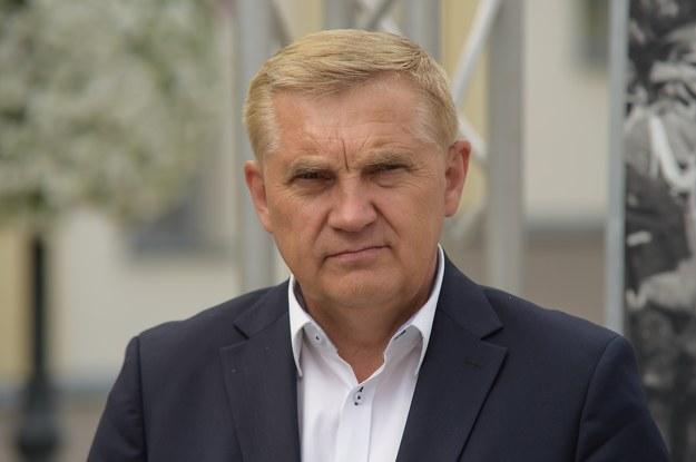 Tadeusz Truskolaski, prezydent Białegostoku /Pawel Polecki /Reporter