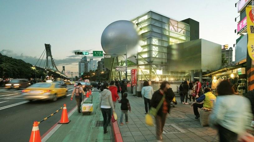 Taipei Performing Arts Center /materiały prasowe