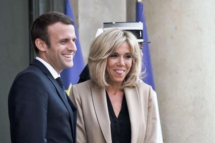 Tajemnica pierwszego małżeństwa Brigitte Macron