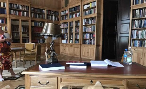 Tajemnice żyrandola i biurko głowy państwa. Odkrywamy kulisy Pałacu Prezydenckiego
