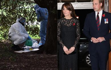 Tajemnicza śmierć przed domem księżnej Kate i księcia Williama! To było samobójstwo?