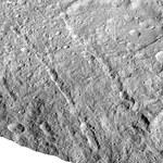 Tajemnicze struktury na powierzchni Ceres