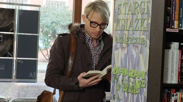 """Tajemniczy Piotr (Rafał Mohr) już wkrótce pojawi się w """"Pierwszej miłości""""! /ATM Grupa S.A. / Bogdan Bogielczyk /materiały prasowe"""
