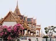 Tajlandia, Bangkok, pałac królewski /Encyklopedia Internautica