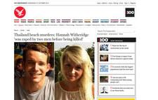 Tajlandia: Nowe okoliczności morderstwa brytyjskich studentów