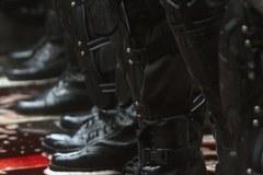 Tajlandia: Oblali dom premiera krwią - zobacz zdjęcia
