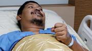 Tajlandia: Wąż zaatakował mężczyznę w toalecie