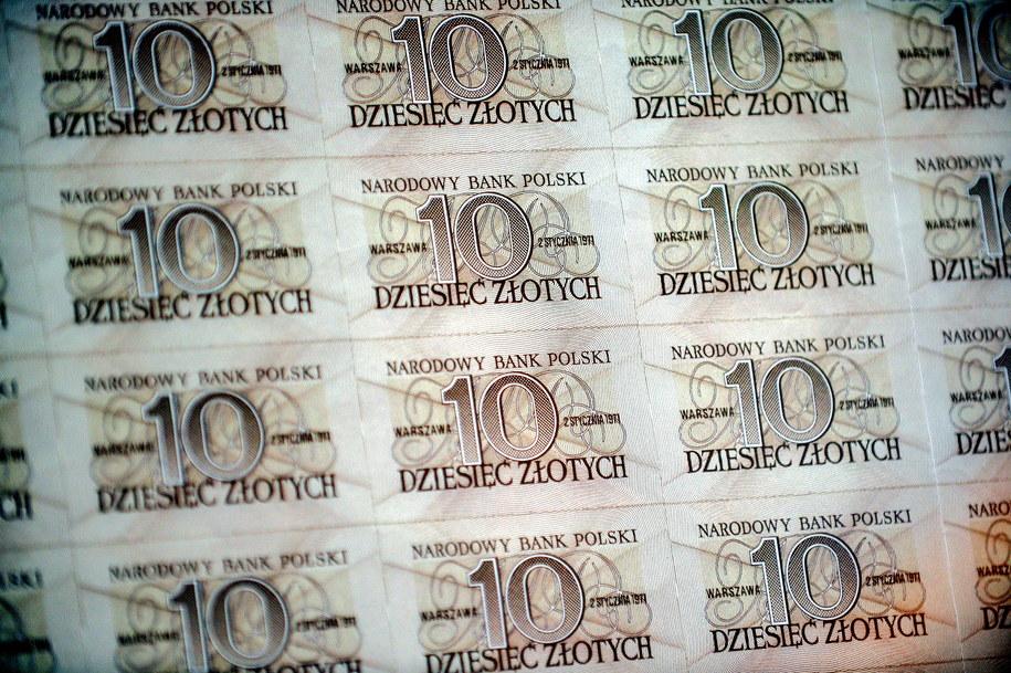 Tajne banknoty /Marcin Obara /PAP