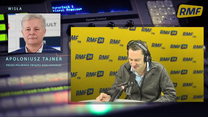 Tajner u Ziemca w RMF FM. Wideo