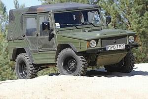Tajny pojazd Bundeswehry