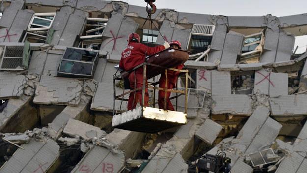Tajwan: Wciąż poszukiwanych jest 120 osób