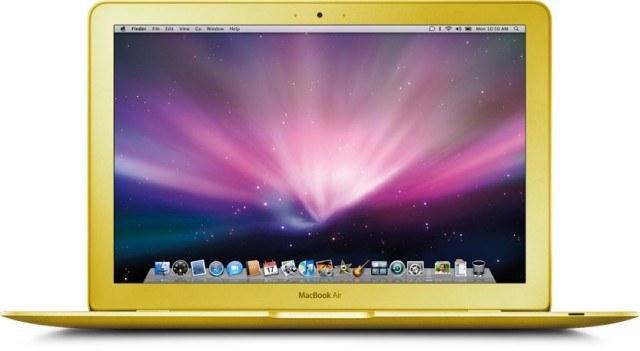 Tak będzie wyglądał nowy MacBook Air? /materiały prasowe