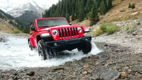 Tak jeździ nowy Jeep Wrangler Rubicon