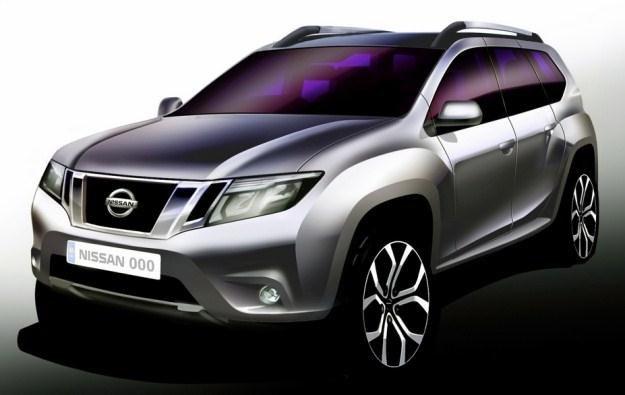 Tak ma wyglądać nowy Nissan Terrano /