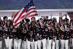 Tak maszerowali olimpijczycy!