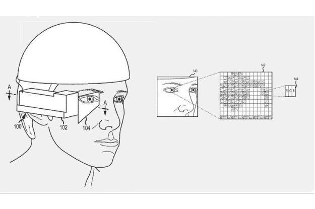 Tak mogłyby wyglądać okulary AR od Apple /materiały prasowe