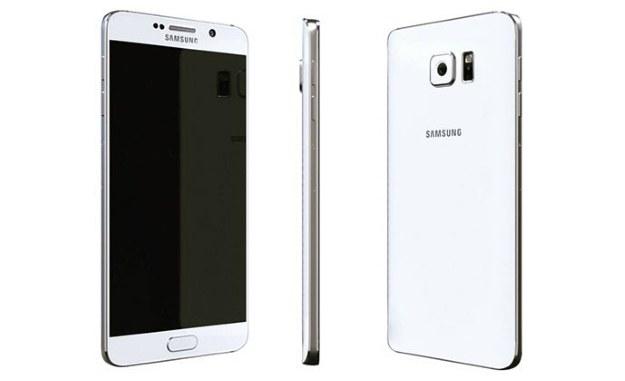 Tak może wyglądać Galaxy Note 5.   Fot. Slashgear /materiały prasowe