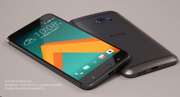 Tak może wyglądać HTC 10. Fot. XDA-Developers /materiały prasowe