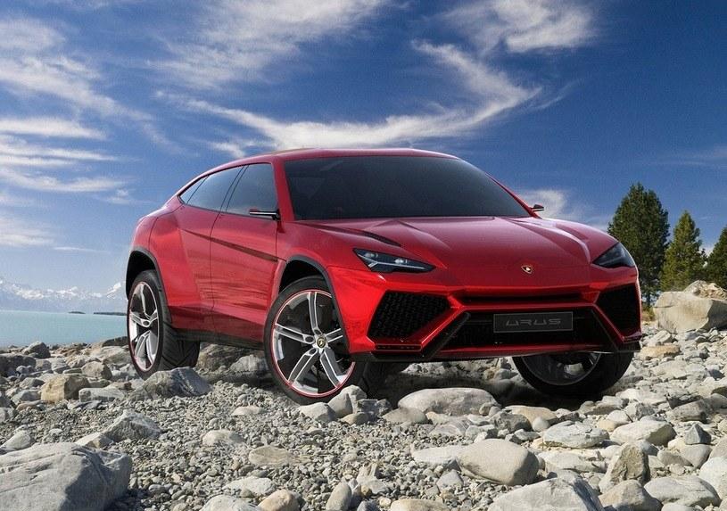 Tak może wyglądać Lamborghini Urus /
