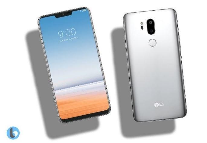 Tak może wyglądać LG G7 /Technobuffalo /materiał zewnętrzny